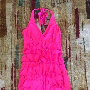 Express Womens Dress Pink